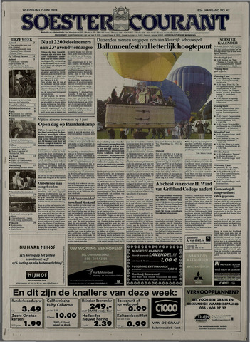Soester Courant 2004-06-02