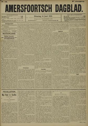 Amersfoortsch Dagblad 1910-06-14