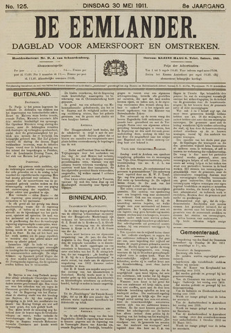 De Eemlander 1911-05-30