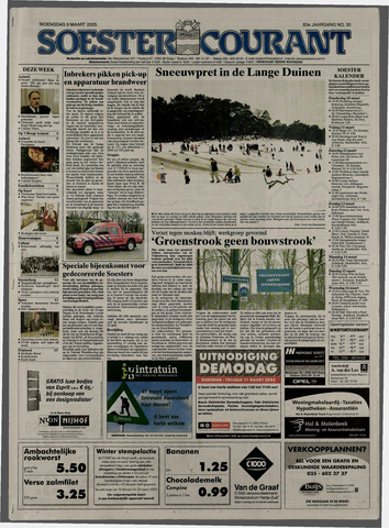 Soester Courant 2005-03-09