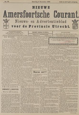 Nieuwe Amersfoortsche Courant 1909-11-06