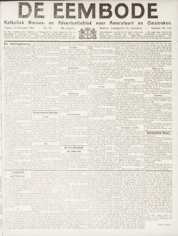 De Eembode 1914-11-13