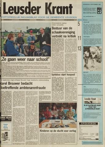 Leusder Krant 1992-09-02