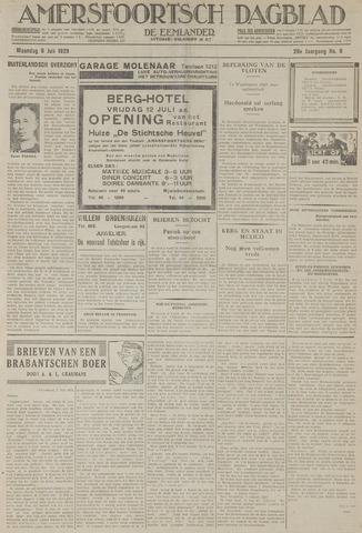 Amersfoortsch Dagblad / De Eemlander 1929-07-08