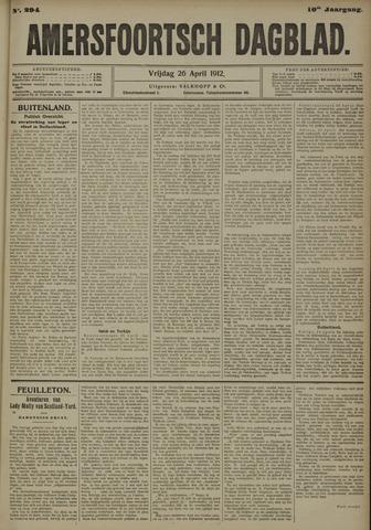 Amersfoortsch Dagblad 1912-04-26