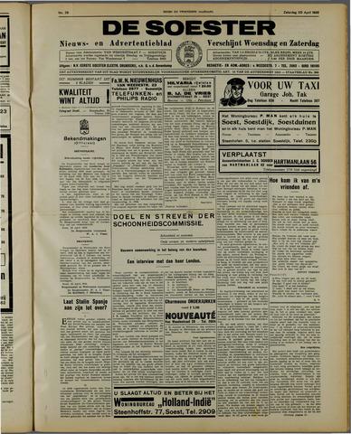 De Soester 1938-04-30