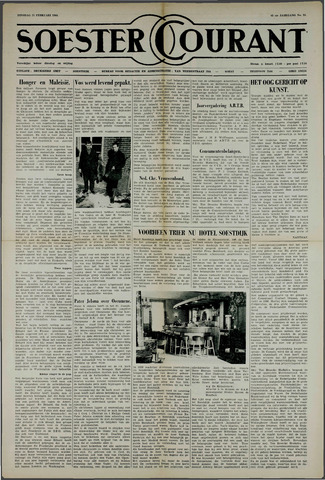 Soester Courant 1964-02-25