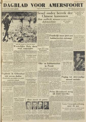 Dagblad voor Amersfoort 1951-04-28