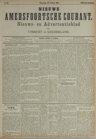 Nieuwe Amersfoortsche Courant 1886-10-20