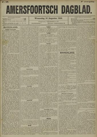 Amersfoortsch Dagblad 1908-08-26