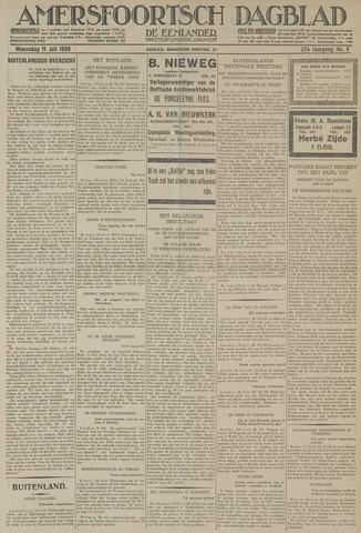 Amersfoortsch Dagblad / De Eemlander 1928-07-11