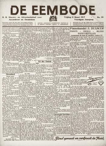 De Eembode 1927-03-11