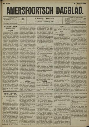 Amersfoortsch Dagblad 1908-06-03