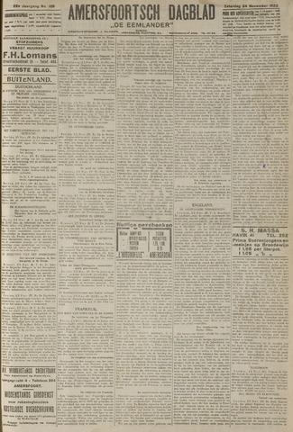 Amersfoortsch Dagblad / De Eemlander 1923-11-24
