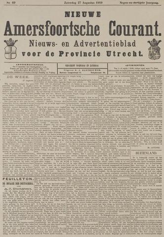 Nieuwe Amersfoortsche Courant 1910-08-27