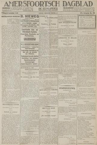 Amersfoortsch Dagblad / De Eemlander 1928-11-30