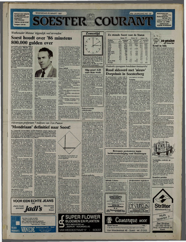 Soester Courant 1987-03-25