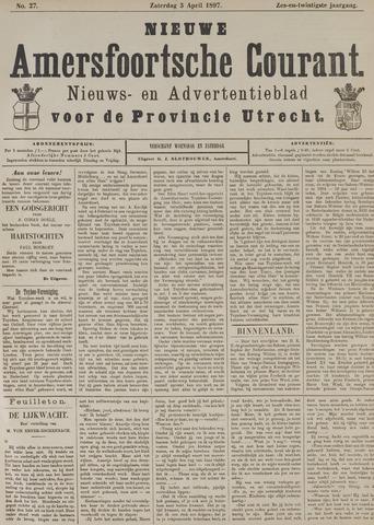 Nieuwe Amersfoortsche Courant 1897-04-03