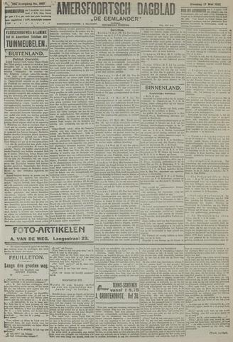 Amersfoortsch Dagblad / De Eemlander 1921-05-17