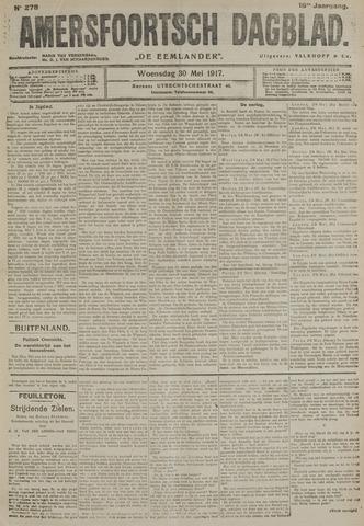 Amersfoortsch Dagblad / De Eemlander 1917-05-30