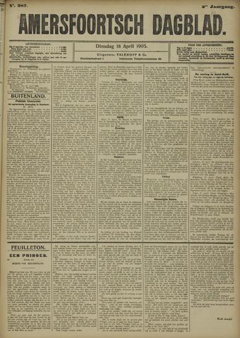 Amersfoortsch Dagblad 1905-04-18