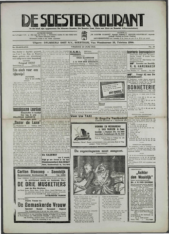 Soester Courant 1939-06-23