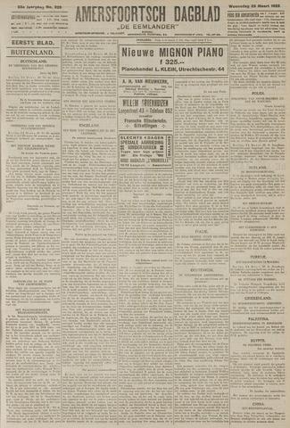 Amersfoortsch Dagblad / De Eemlander 1925-03-25