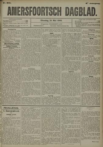 Amersfoortsch Dagblad 1908-05-26