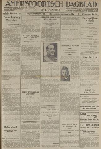 Amersfoortsch Dagblad / De Eemlander 1933-08-03