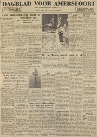 Dagblad voor Amersfoort 1948-01-02