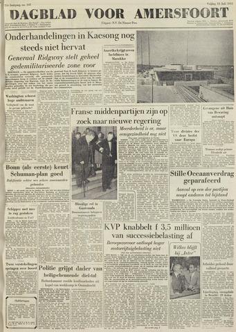 Dagblad voor Amersfoort 1951-07-13