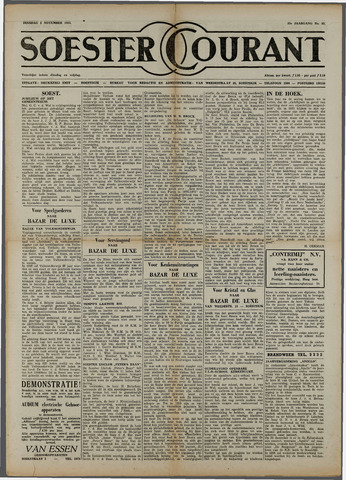 Soester Courant 1955-11-08