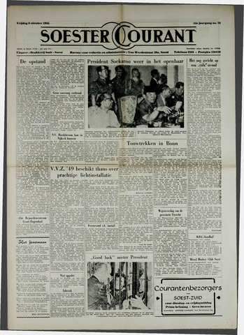 Soester Courant 1965-10-08