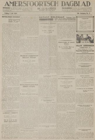 Amersfoortsch Dagblad / De Eemlander 1929-07-05