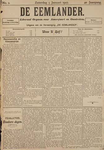 De Eemlander 1907-01-05