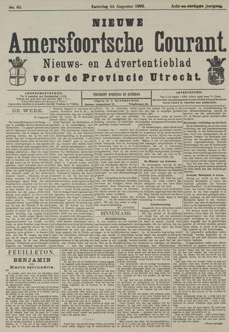 Nieuwe Amersfoortsche Courant 1909-08-14