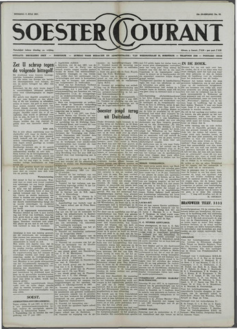 Soester Courant 1957-07-09