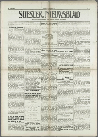 Soester Courant 1933-10-20