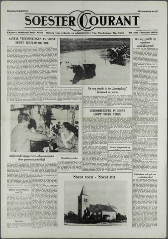 Soester Courant 1969-07-29