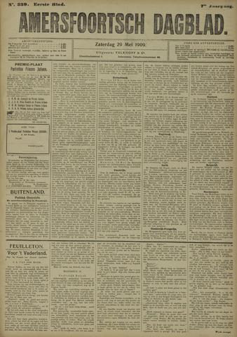 Amersfoortsch Dagblad 1909-05-29