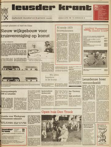 Leusder Krant 1986-04-08