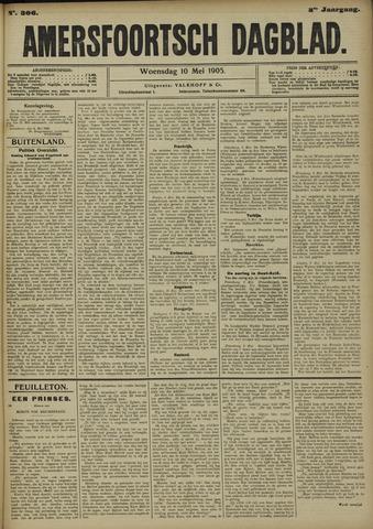 Amersfoortsch Dagblad 1905-05-10