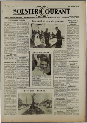 Soester Courant 1971-08-03