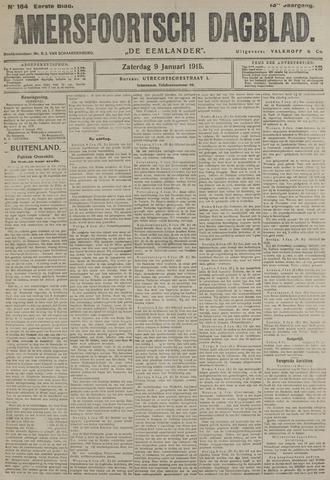 Amersfoortsch Dagblad / De Eemlander 1915-01-09