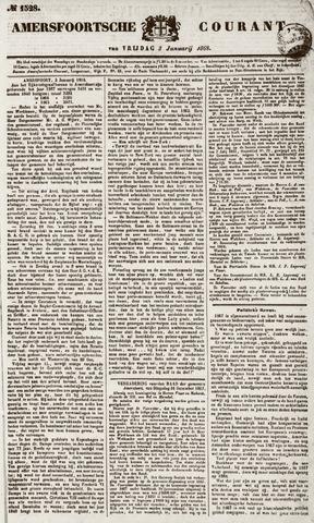 Amersfoortsche Courant 1868