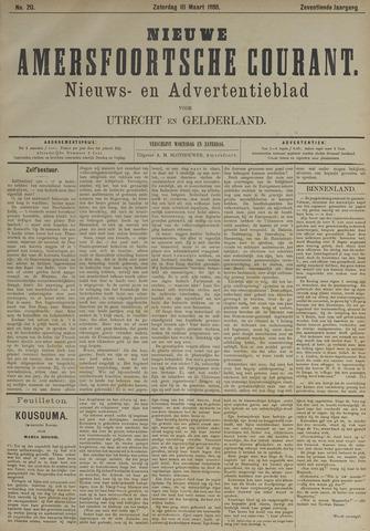 Nieuwe Amersfoortsche Courant 1888-03-10