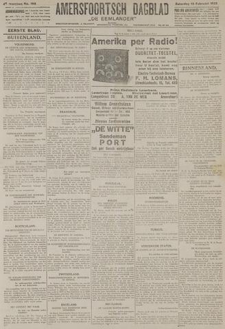 Amersfoortsch Dagblad / De Eemlander 1926-02-13