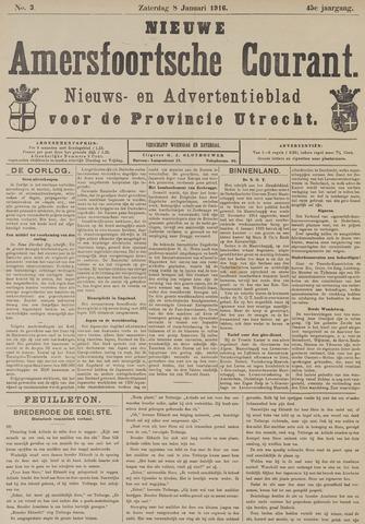Nieuwe Amersfoortsche Courant 1916-01-08