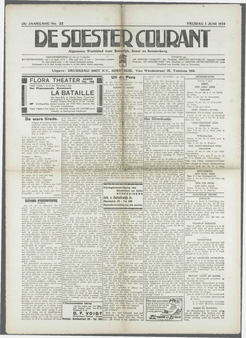 Soester Courant 1934-06-01