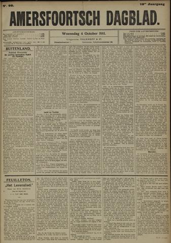 Amersfoortsch Dagblad 1911-10-04